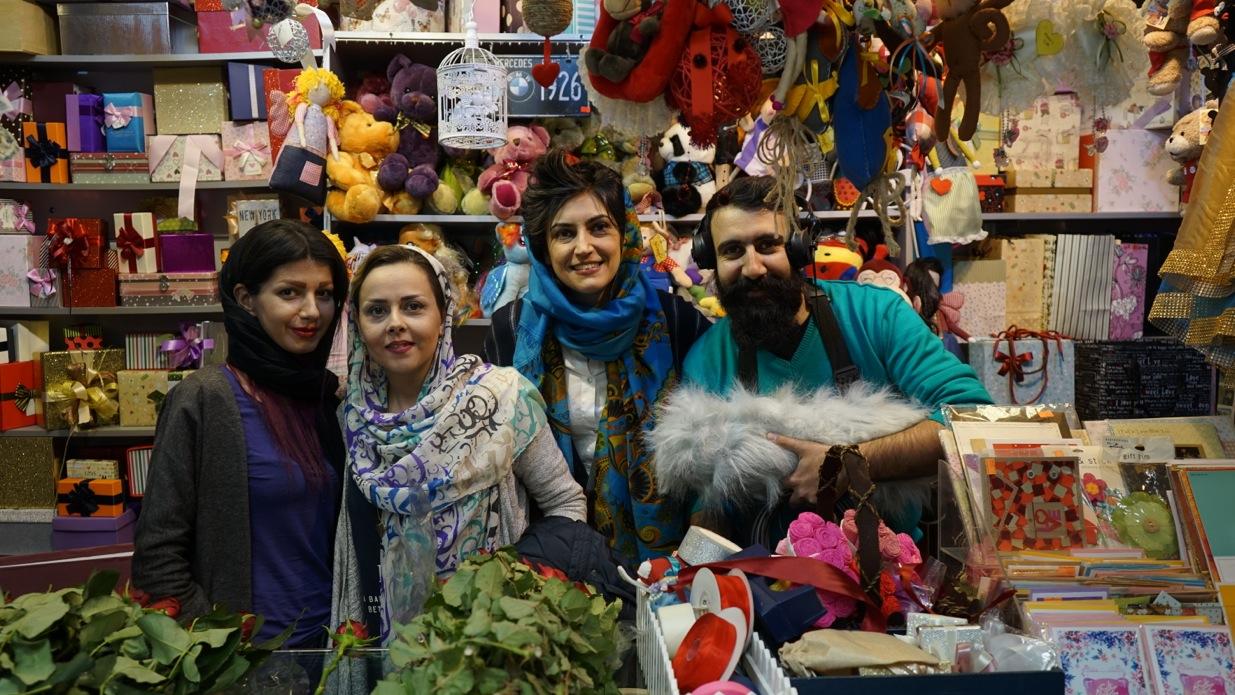 """Eröffnet das Festival: """"16 Frauen"""" von Bahar Ebrahim"""
